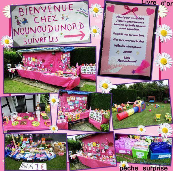 PHOTOS DE L'EXPOSITION DU 7 JUIN      chez Nounoudunord