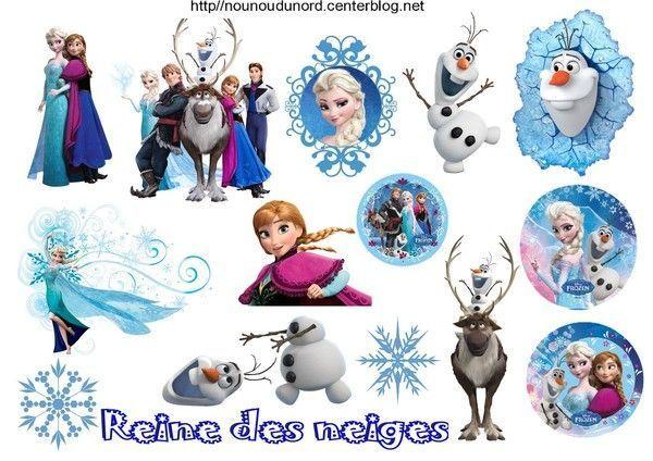 Gommettes reine des neiges - Jeux gratuits de reine des neige ...