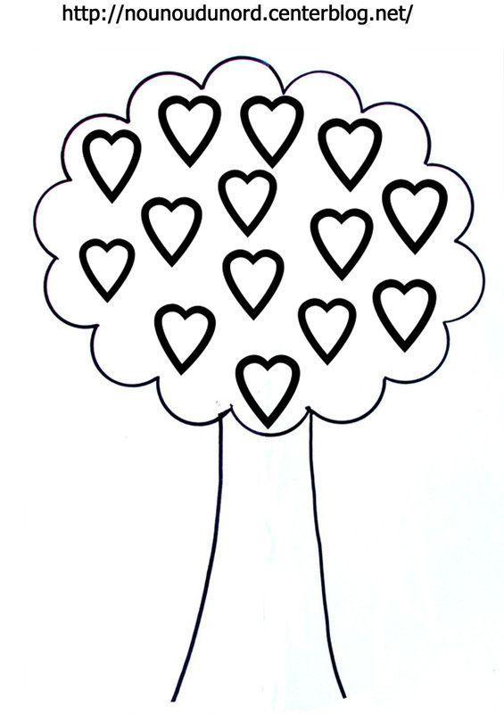 coloriage coeurs st valentin. Black Bedroom Furniture Sets. Home Design Ideas
