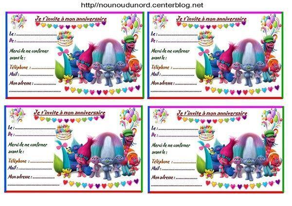 Extrêmement Etiquettes et invitations CHICA VAMPIRO pour anniversaire  IN68