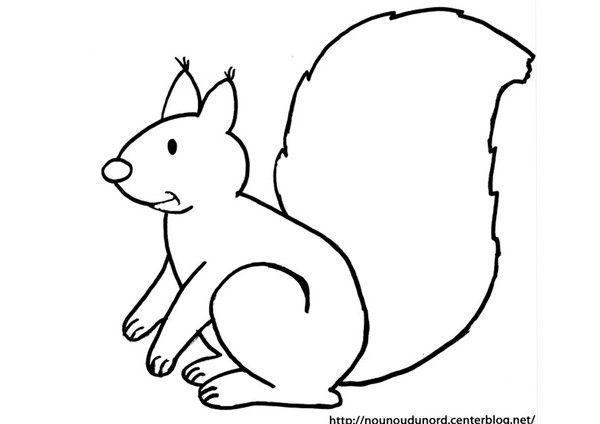 Pin bricolage animaux on pinterest - Coloriage bricolage ...