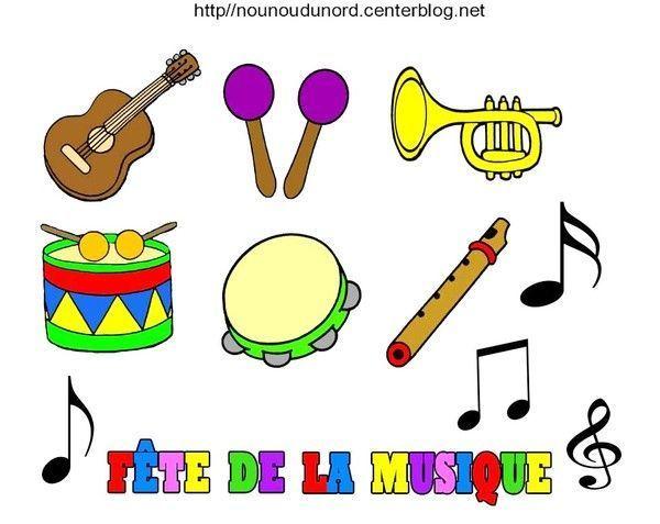 Favorit coloriage musique instrument RT81
