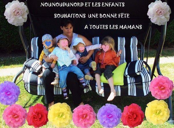********BONNE FÊTE A TOUTES LES MAMANS*********