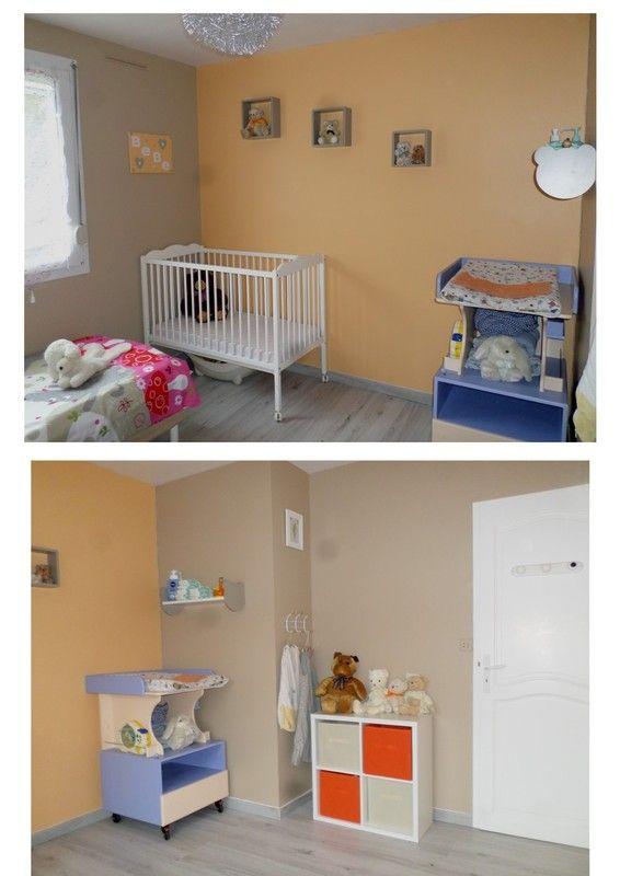 Nouvelle décoration pour la chambre des bébés
