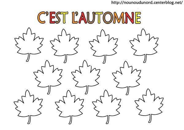 Coloriage automne a imprimer - Arbre d automne a colorier ...
