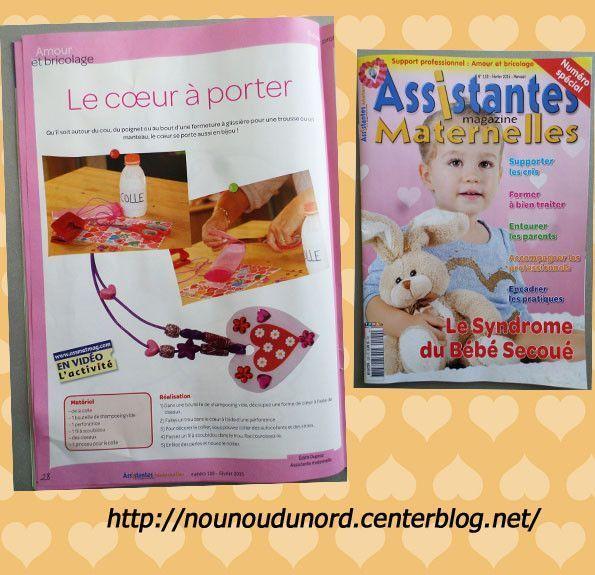 magazine assistantes maternelles N°120 de  Février 2015