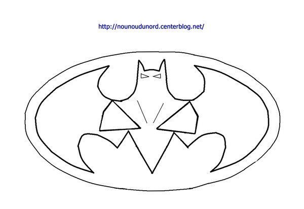 Masque batman imprimer masque de batman imprimer - Masque super heros imprimer ...