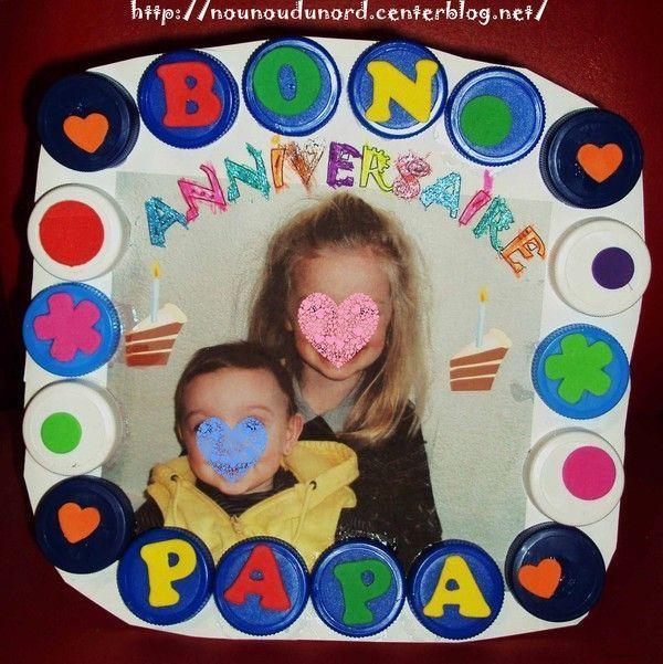 Gut gemocht bouchon pour l' anniversaire du papa *2011* UA02