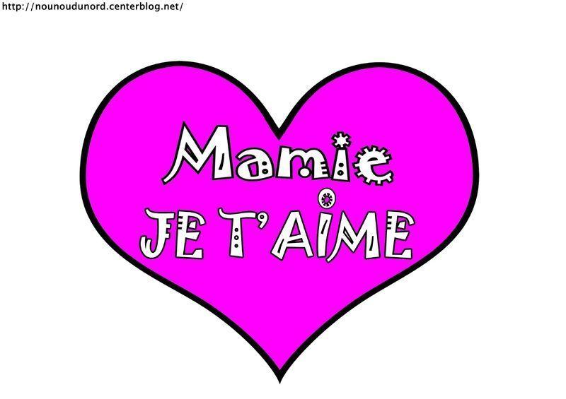 image Mamie en ligne avec un copain