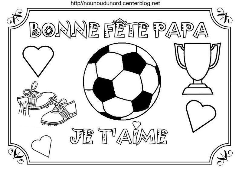 Coloriage fete des peres poemes gif - Carte anniversaire papa a imprimer ...