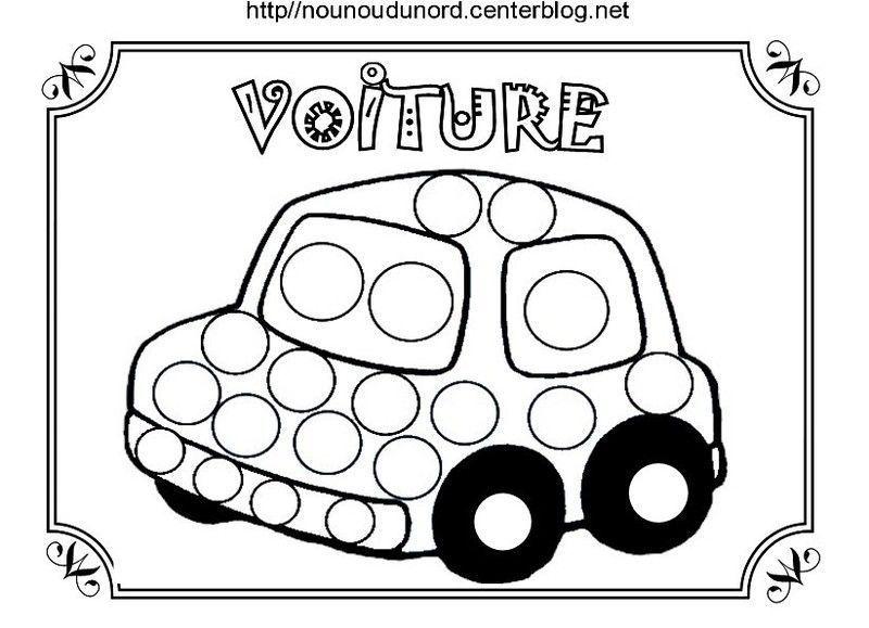 coloriage vehicule transport. Black Bedroom Furniture Sets. Home Design Ideas