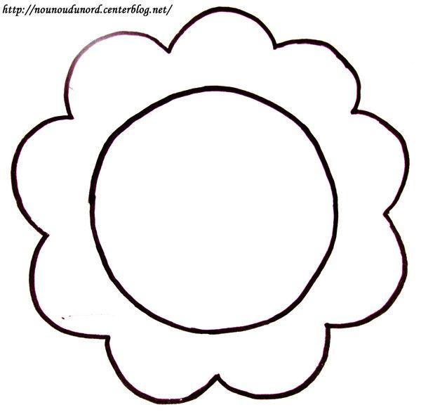 Coloriage fleur et feuille imprimer - Coloriage fleur a imprimer ...