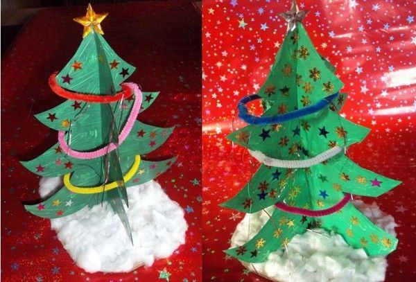 Pin le sapin de no l gabarit on pinterest - Sapin de noel pinterest ...