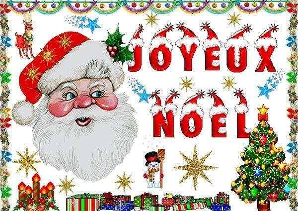 Noel - Dessin joyeux noel ...
