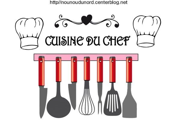 Poemes gifs coloriages fete des meres page 2 for Cuisine ustensiles