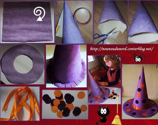 faire une sorciere pour halloween goshowmeenergy. Black Bedroom Furniture Sets. Home Design Ideas
