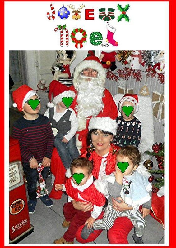 b6cc630483b91 ... Les enfants et moi même vous souhaitons un Joyeux Noël