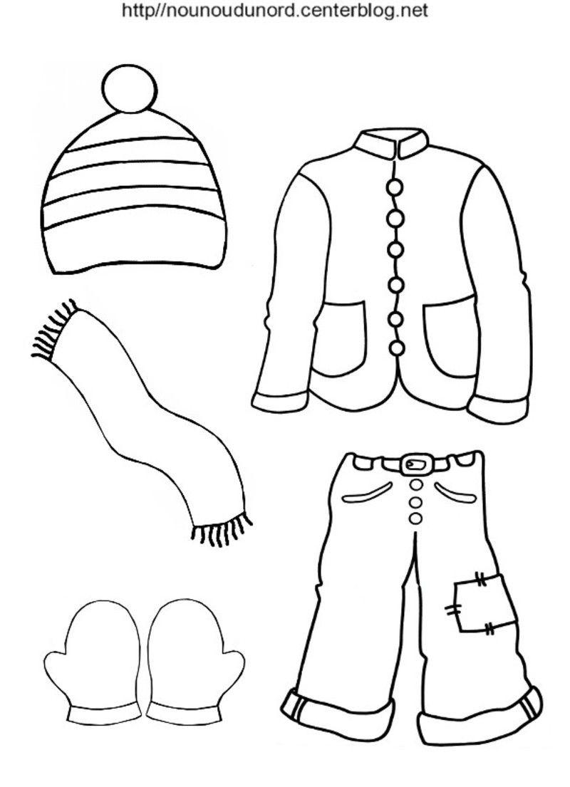 Nounoudunord bricolages avec les enfants page 3 - Dessin de bonnet ...