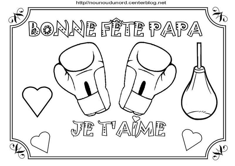 coloriage fete des peres poemes gif. Black Bedroom Furniture Sets. Home Design Ideas