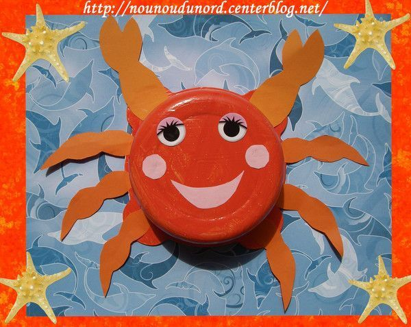 Le crabe de Lison réalisé avec un plat blédichef