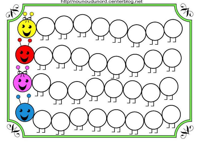 Relativ coloriage a gommettes GC83