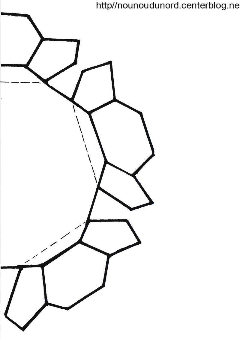 Gabarit carte ballon format a4 et grand format - Ballon de foot a imprimer ...