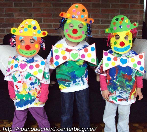 Fabulous shirt peint pour le carnaval *Février 2010* QP21