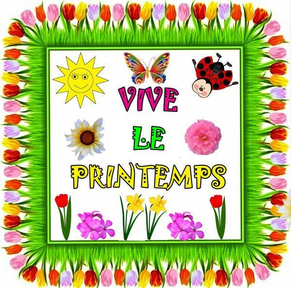 Coloriage Couleur Printemps.Coloriage Printemps