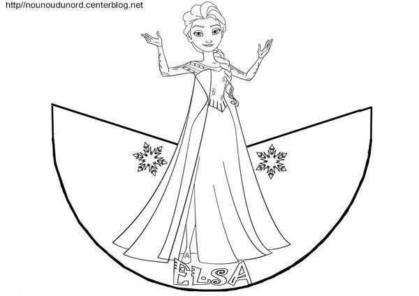 reine des neiges elsa et olaf coloriage cne - Coloriage Reine Des Neiges Olaf