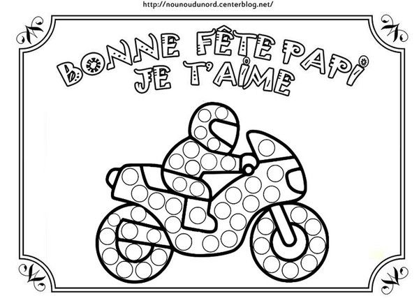 Coloriage Fete Des Grand Peres