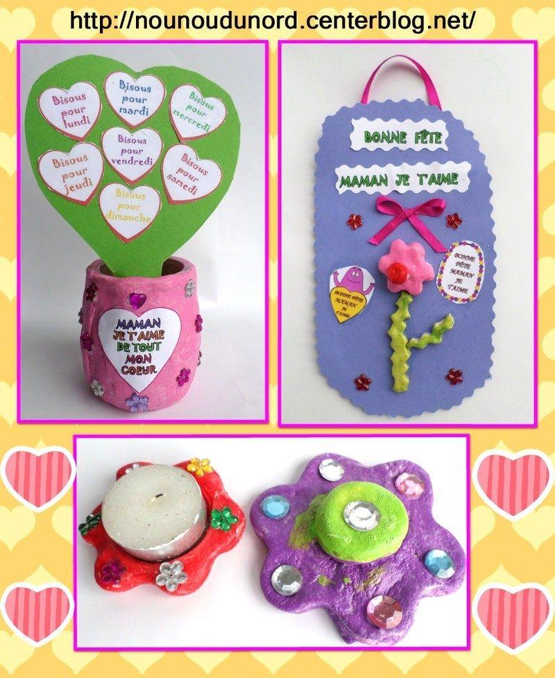 cadeau fête des mères ps maternelle