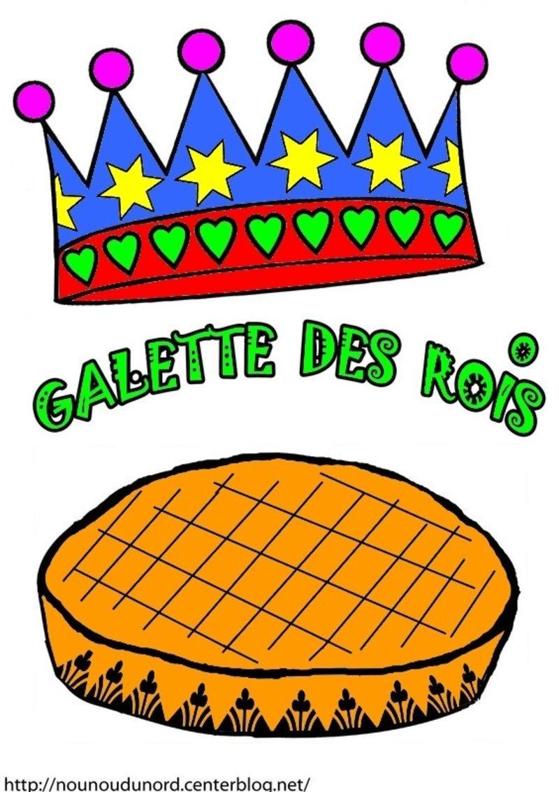 galette des rois couronne - photo #33