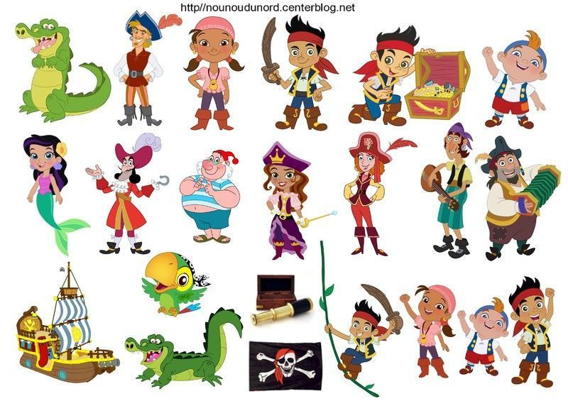 Coloriage jack et les pirates gommette - Coloriage fille pirate ...