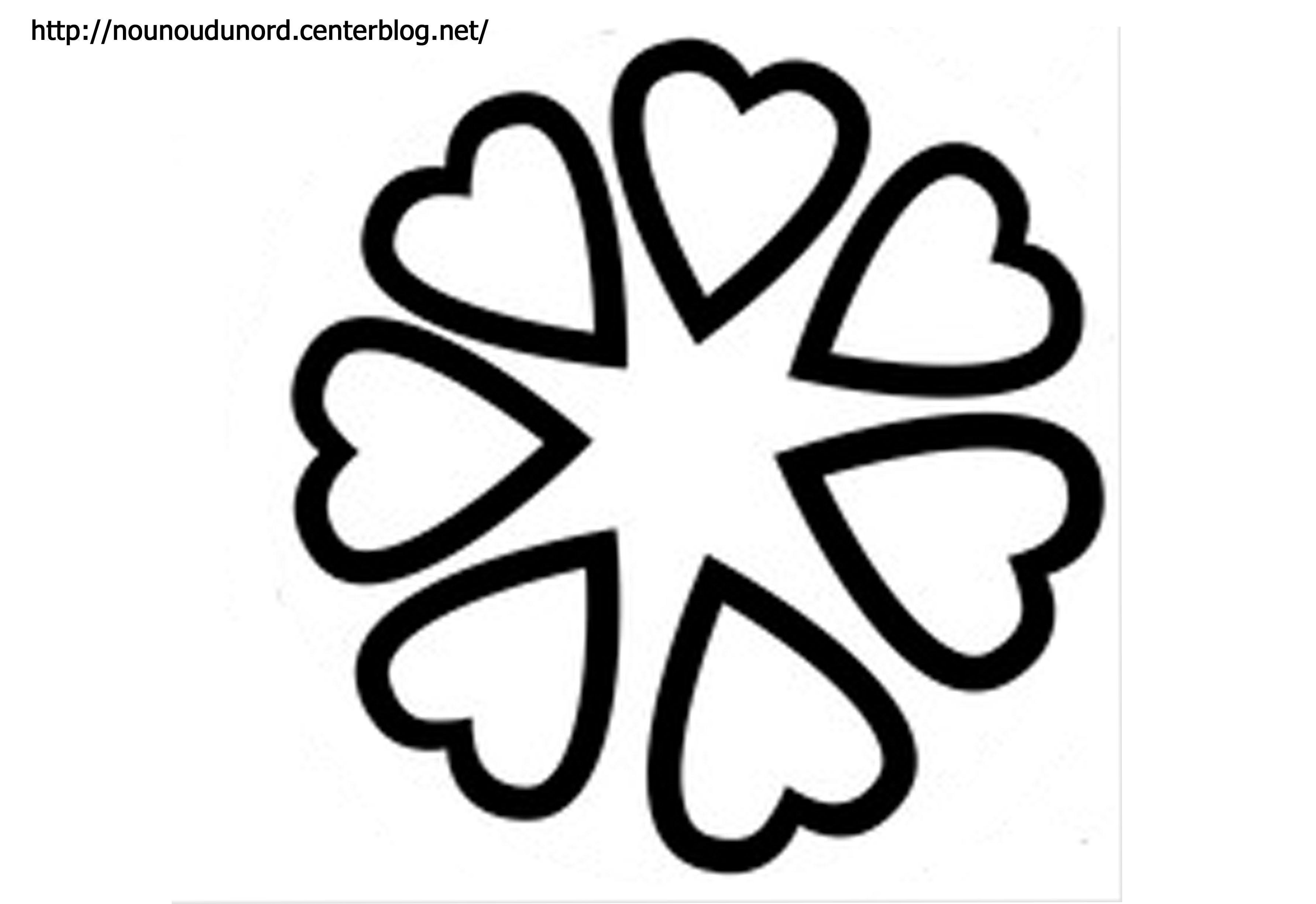 Coloriage coeurs st valentin page 3 - Image de coeur a imprimer ...