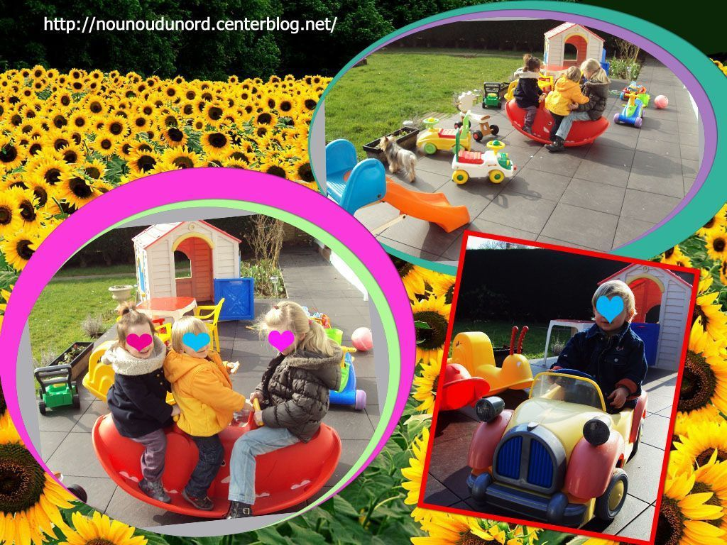 Les enfants jouent au jardin vive le printemps mars 2012 for Vive le jardin montaigu