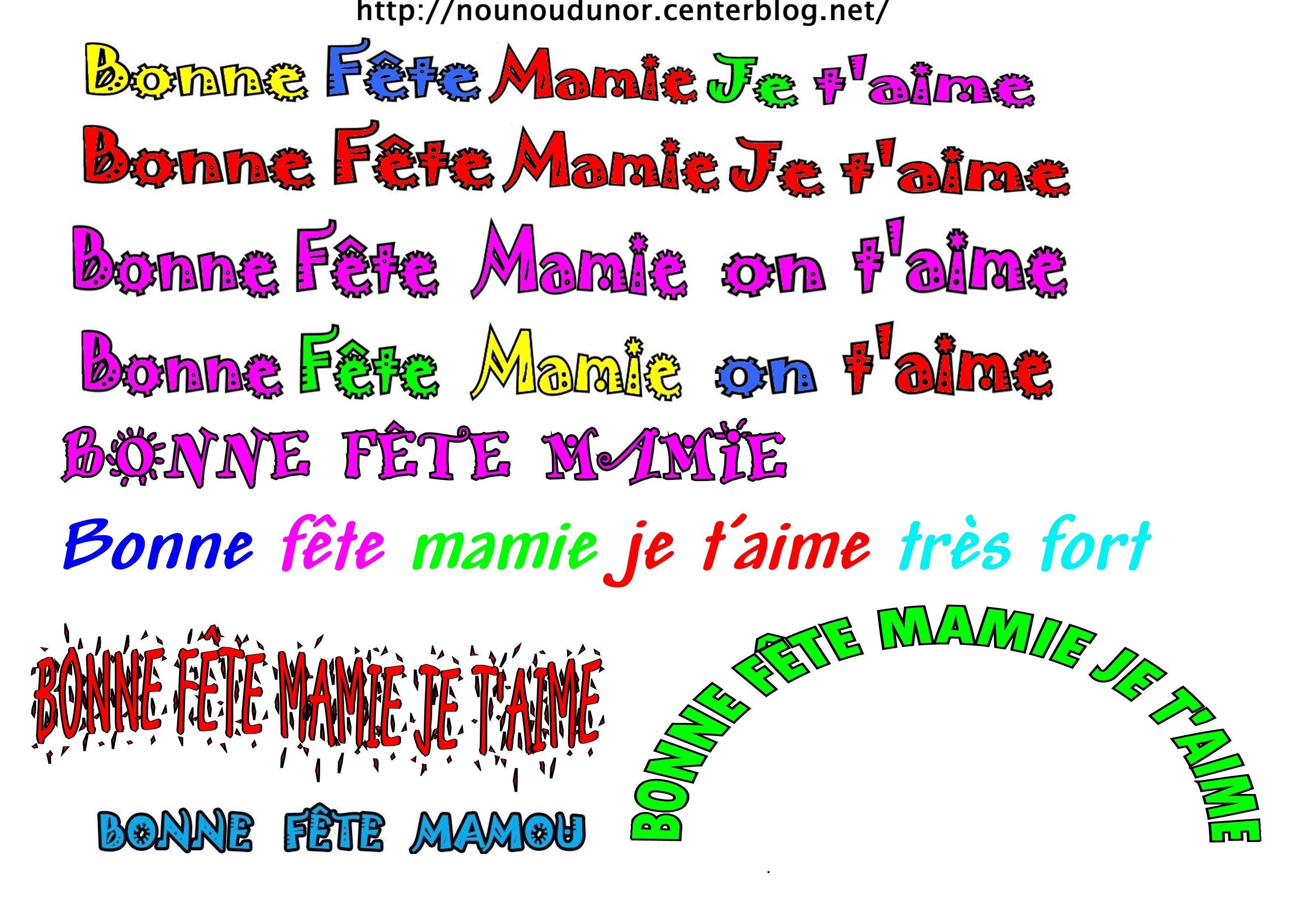 Beau Coloriage A Imprimer Anniversaire Mamie