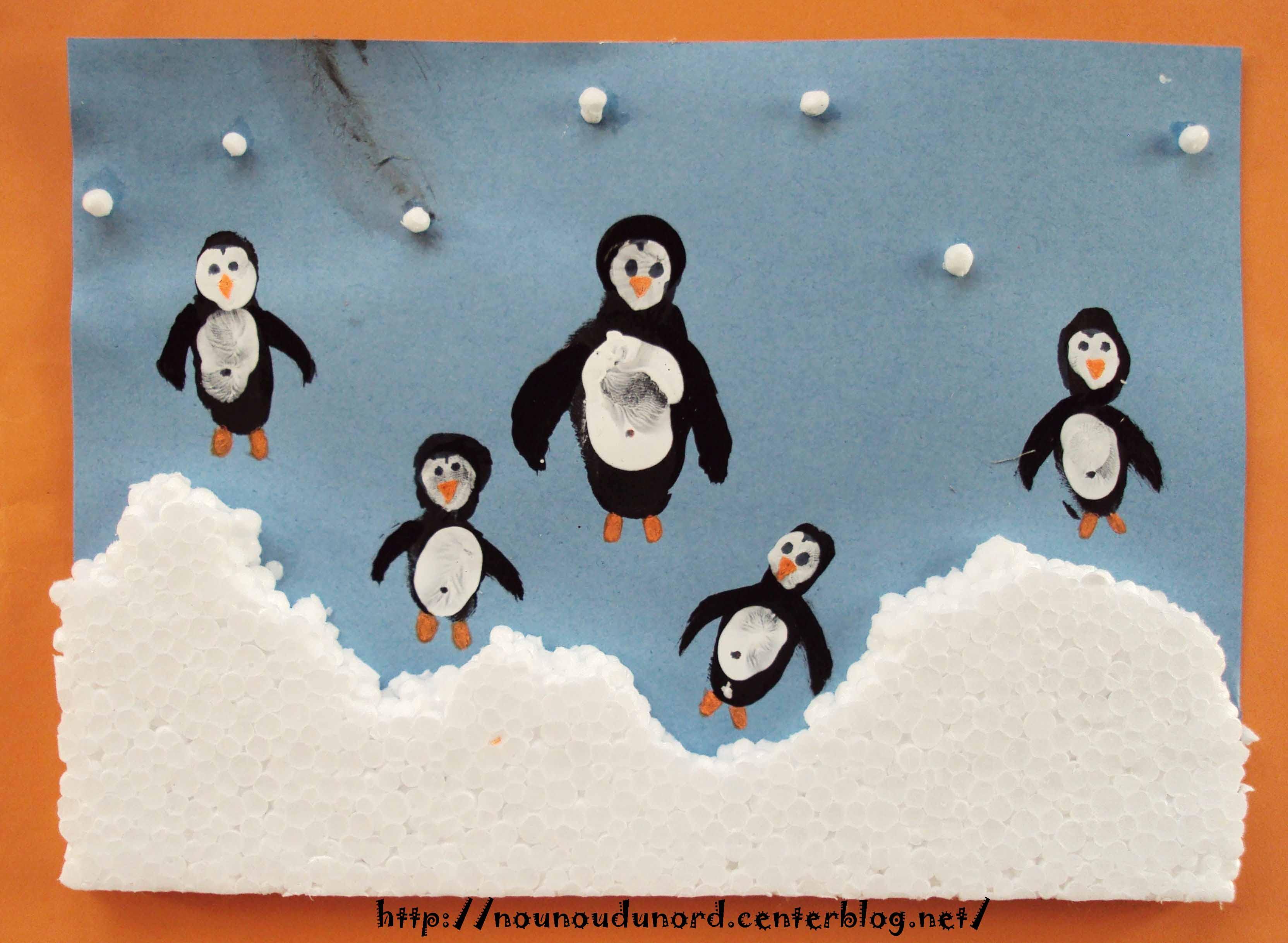 Activite hiver - Activite manuelle maternelle hiver ...