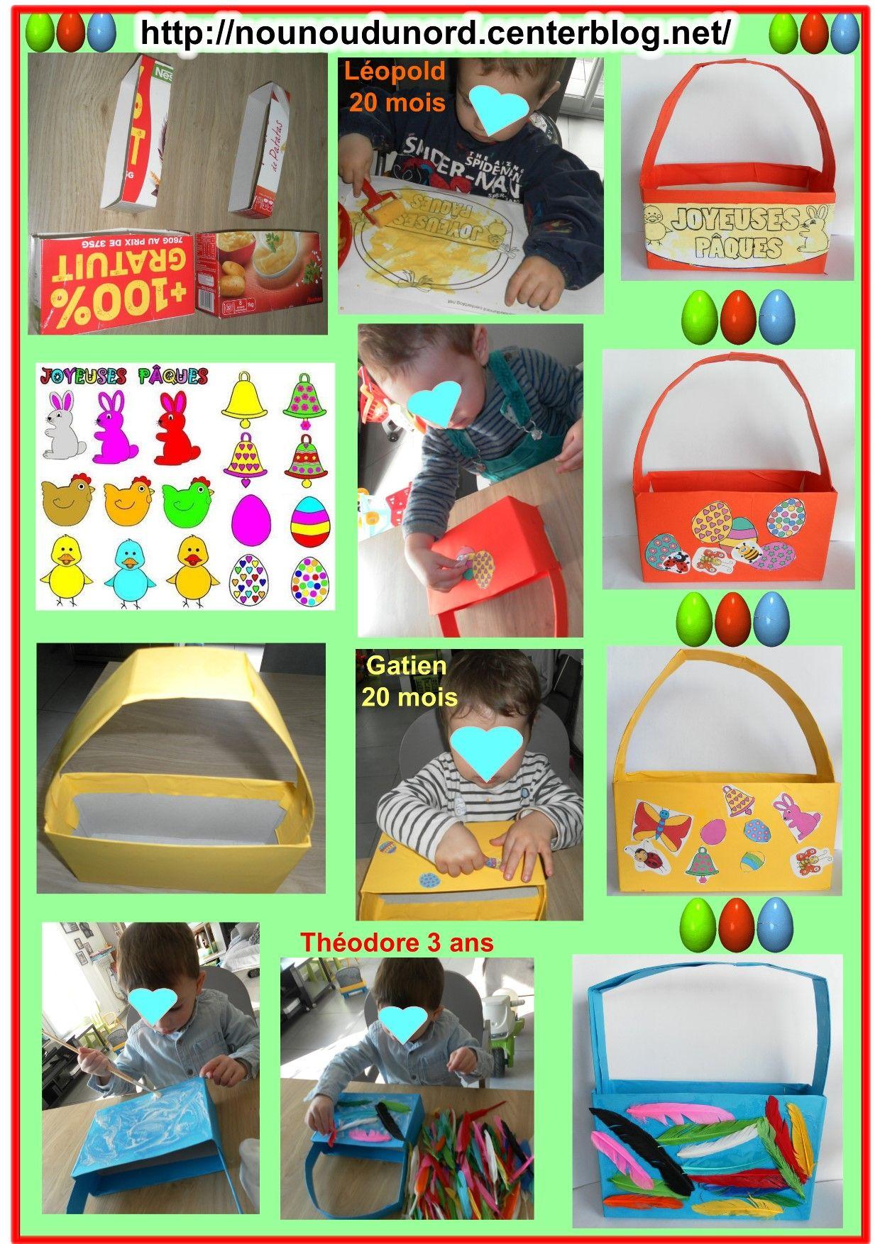 3864a41d8b42c J ai utilisé pour créer les paniers des grandes boîtes alimentaires