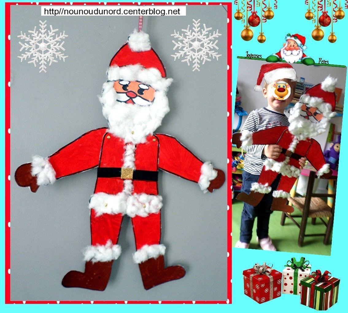 Decorations De Noel Enfants Facile