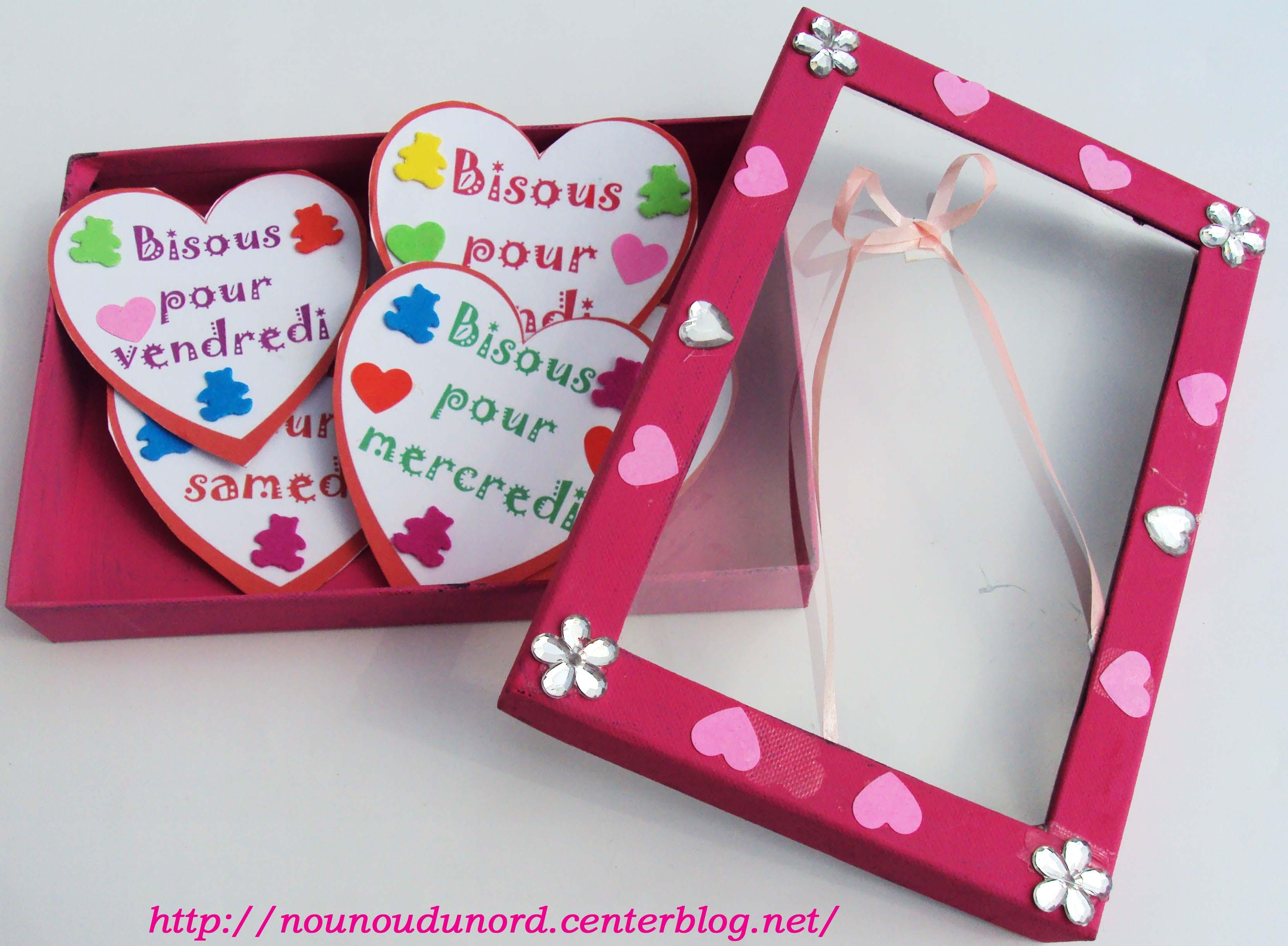 #A42752 Boîte à Bisous Pour Offrir à Lola 5591 idée de décoration de noel manuelle 3327x2444 px @ aertt.com