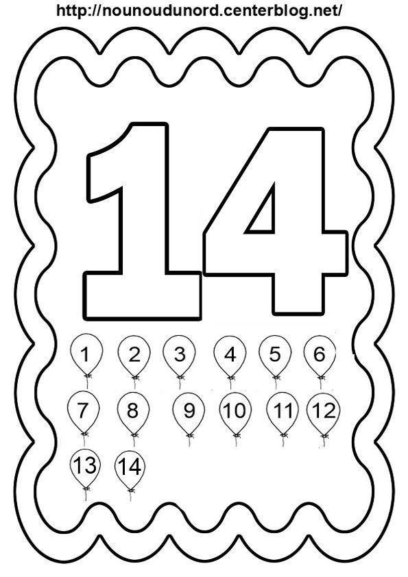 coloriage chiffres de 0 a 10