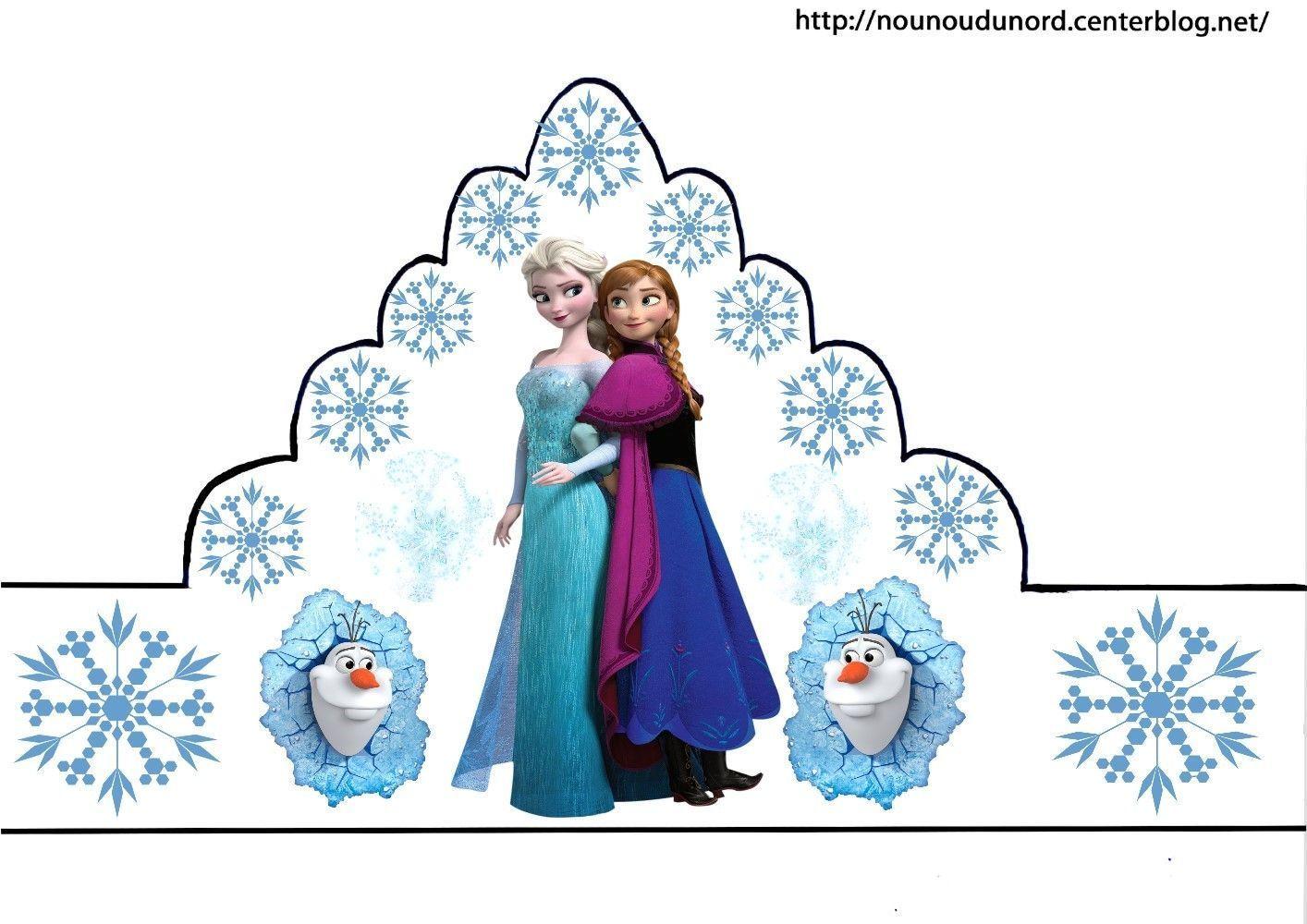 Coloriage galette des rois epiphanie - Jeux gratuits de reine des neige ...