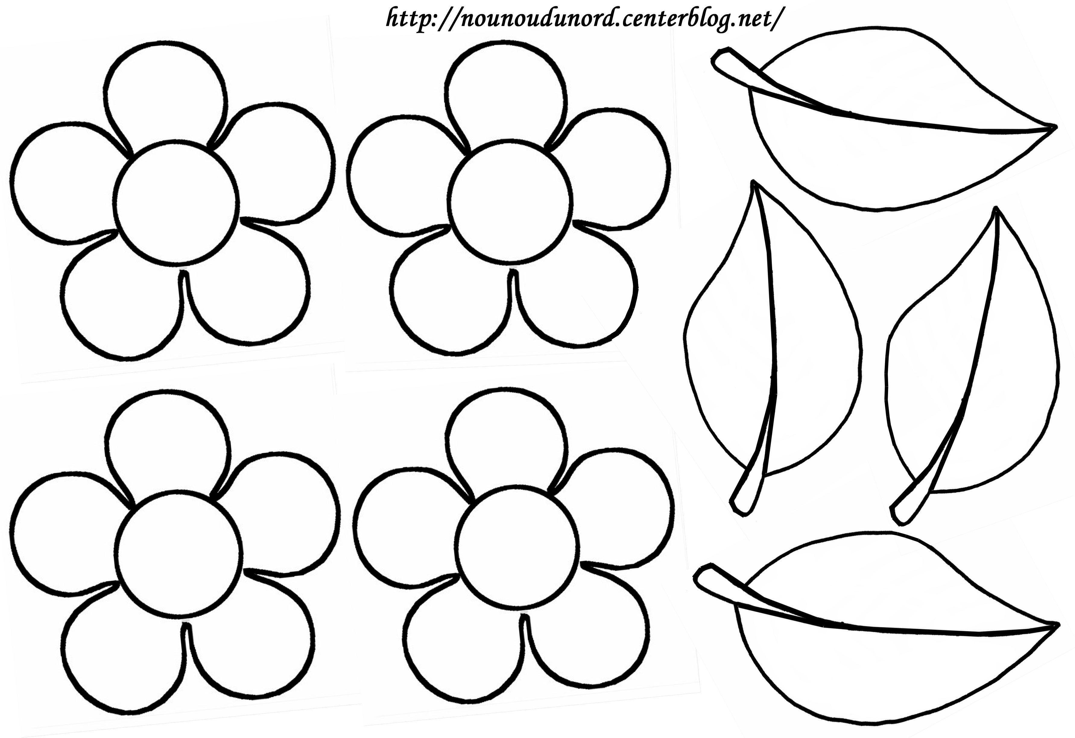 Coloriage fleurs nature page 2 - Fleurs en dessin ...