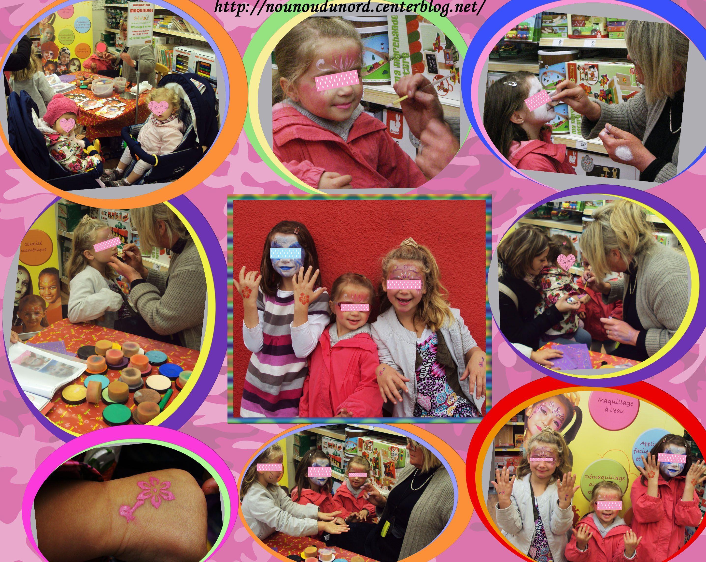 Scéance de maquillage chez Picwic octobre 2011 ef59182c2f20