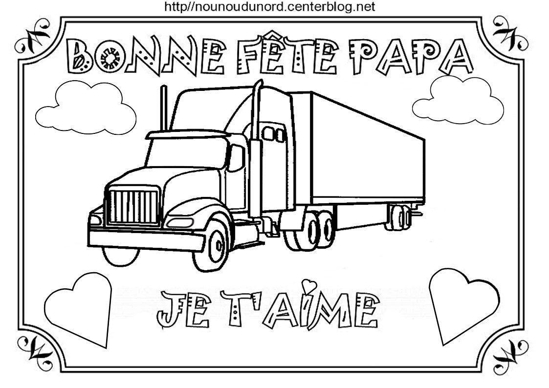 Nounoudunord bricolages avec les enfants page 16 - Coloriage bonne fete papa a imprimer ...