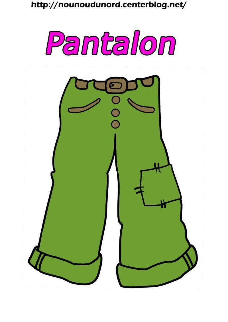 pantalon kaki