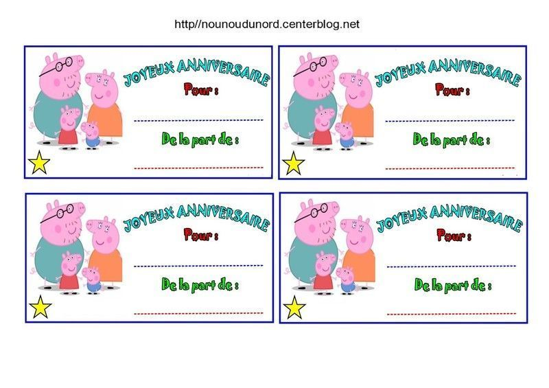 Peppa Pig Invitation with best invitations design