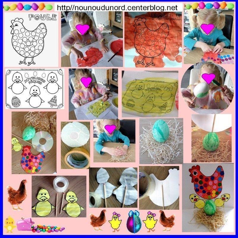 Nounoudunord Bricolages Avec Les Enfants Page 3