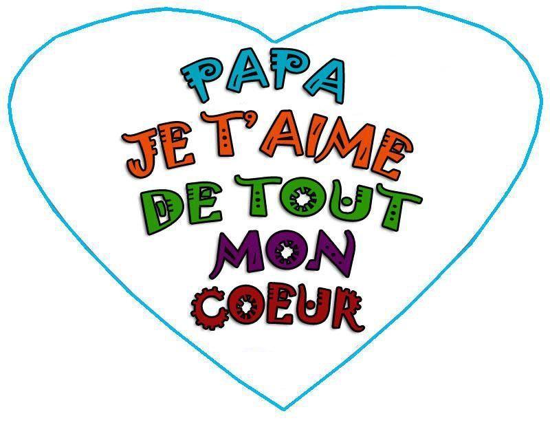 Activite manuelle st valentin - Dessin d anniversaire pour papa ...