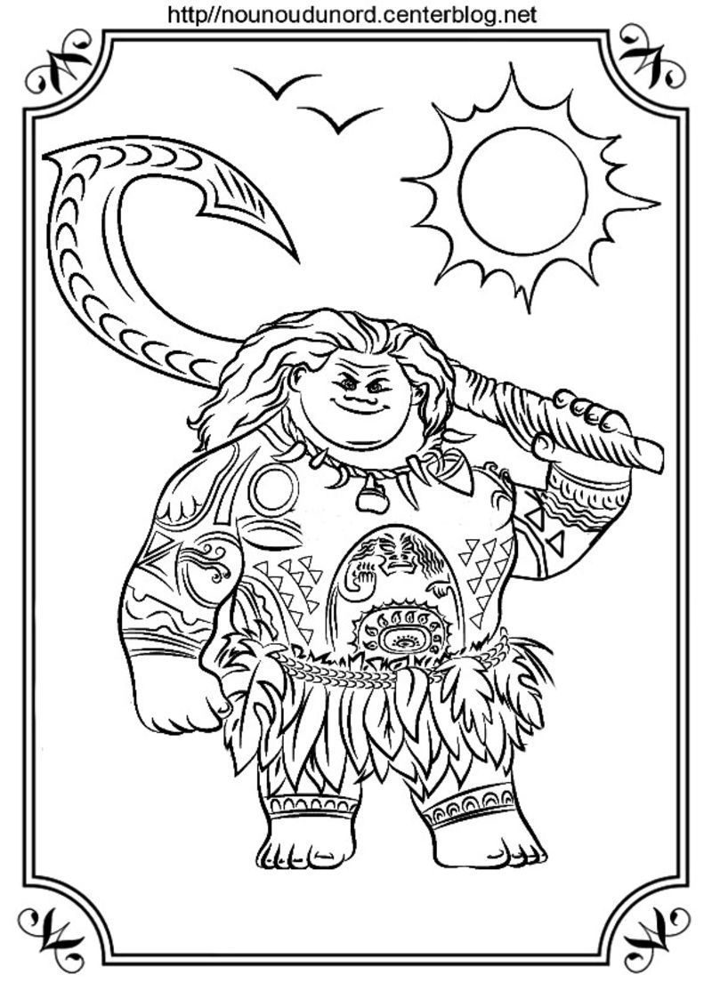 Coloriage a gommettes - Coloriages a colorier ...
